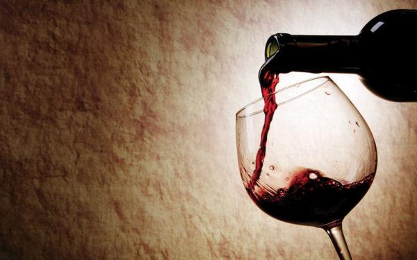 Wijn drinken bij Watergoed