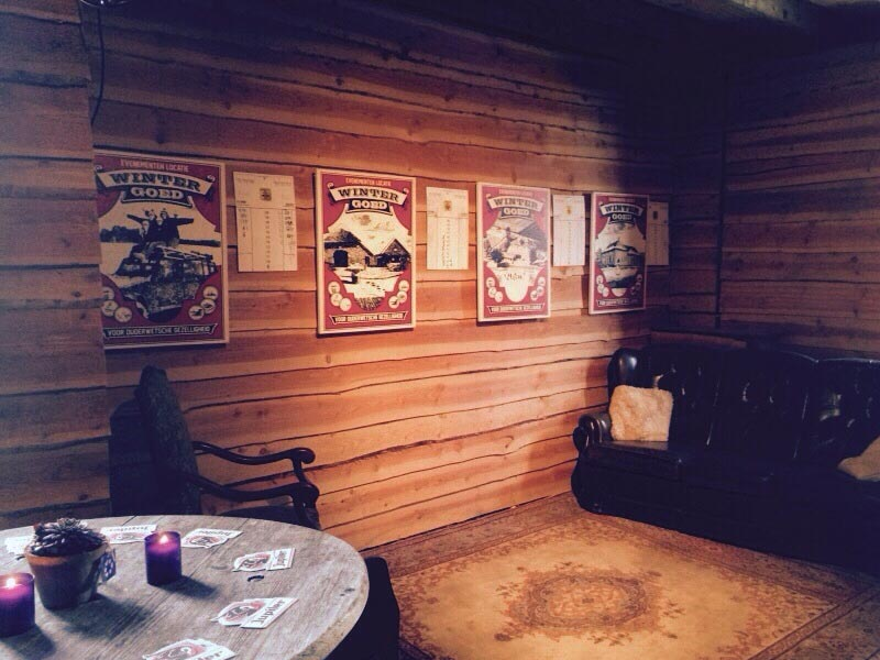De jachtkamer