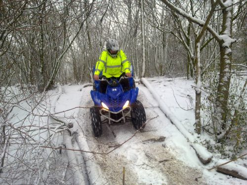 Quad Sport Experience Watergoed