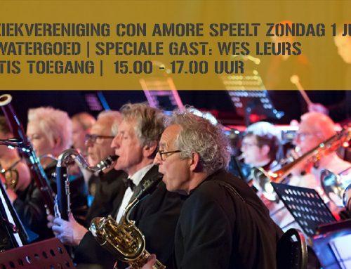 Con Amore concert (gratis toegang)