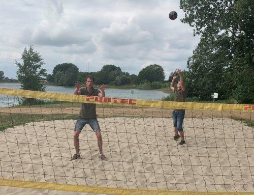 Beach volleybal toernooi @Zandziebar